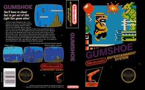 Gumshoe Box