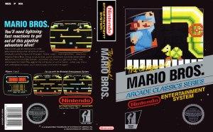 Mario Bros Box