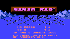 Ninja Kid (NES) Game Hub