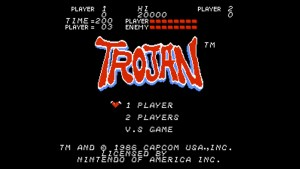 Trojan (NES) Game Hub