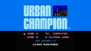 Urban Champion (NES) Game Hub