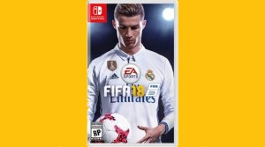 EA Announces Details On FIFA 18 For Nintendo Switch