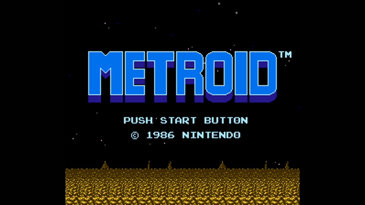 Metroid (NES) Game Hub