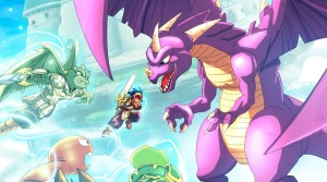 Monster Boy And The Cursed Kingdom Getting Hand-Drawn Animation