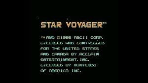 Star Voyager (NES) Game Hub