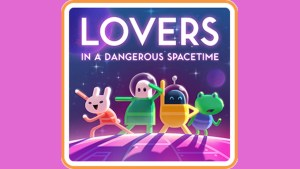 Lovers In A Dangerous Spacetime (Switch) Game Hub