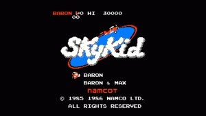Sky Kid (NES) Game Hub
