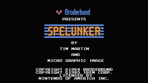 Spelunker (NES) Game Hub