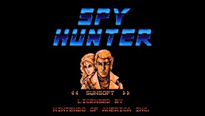 Spy Hunter (NES) Game Hub