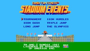 Stadium Events (NES) Game Hub