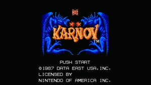 Karnov (NES) Game Hub