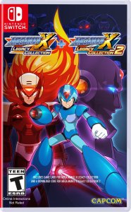 Mega Man X Legacy Box