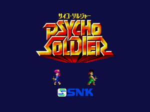 Psycho Soldier (Arcade) 01