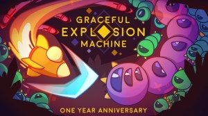 Graceful Explosion Machine Sells 50,000 On Switch; 50% Celebration Sale Now