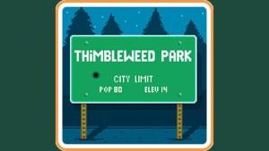 Thimbleweed Park (Switch) Game Hub