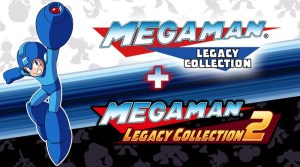 Mega Man Legacy Collection 1 + 2 Is Now Available
