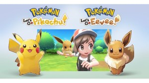 Pokémon: Let's Go, Pikachu! & Pokémon Let's Go, Eevee! Come To Switch On November 16
