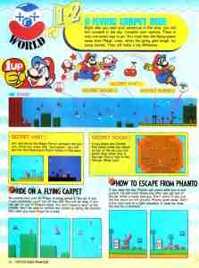 Nintendo Power | July August 1988 - pg 16