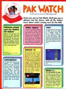 Nintendo Power | July August 1988 - pg 86