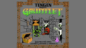 Gauntlet (NES) Game Hub