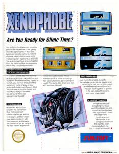 Sunsoft Game Time News | Summer 1988 - Pg 3