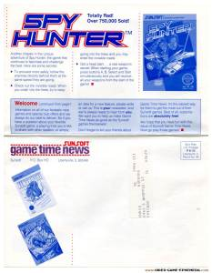 Sunsoft Game Time News | Summer 1988 - Pg 6