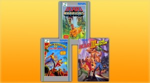 Ikari Warriors Trilogy Arrives On SNK 40th Anniversary Collection