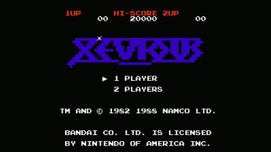 Xevious (NES) Game Hub