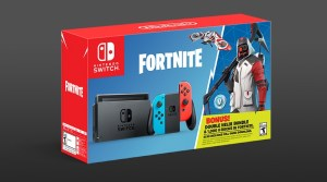Nintendo Switch Fortnite System Bundle Now Available