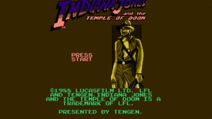 Indiana Jones And The Temple Of Doom (NES) Game Hub