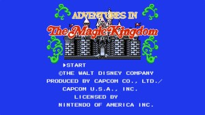 Adventures In The Magic Kingdom (NES) Game Hub