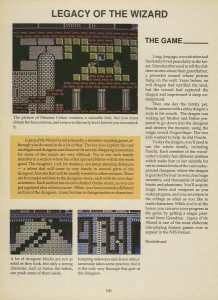 Game Player's Strategy Guide to Nintendo Games Issue 2 Pg. 100