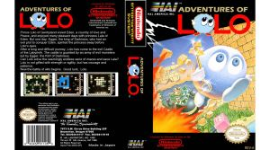 Adventures Of Lolo Review