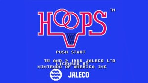 Hoops (NES) Game Hub