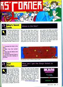 Nintendo Power | May June 1989 p57