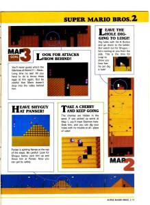 Nintendo Power | July Aug 89 | SMB 2 Hint Book - 13