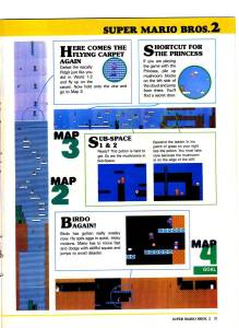 Nintendo Power | July Aug 89 | SMB 2 Hint Book - 21