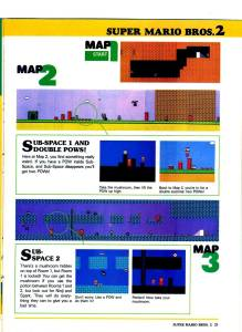 Nintendo Power | July Aug 89 | SMB 2 Hint Book - 25
