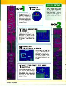 Nintendo Power | July Aug 89 | SMB 2 Hint Book - 26