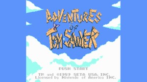 Adventures Of Tom Sawyer (NES) Game Hub