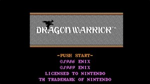Dragon Warrior (NES) Game Hub