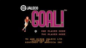 Goal! (NES) Game Hub
