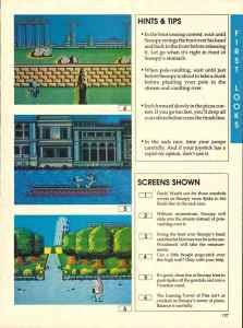 Game Players Buyers Guide To Nintendo Games | October 1989 pg-137