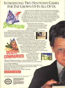 Game Players Buyers Guide To Nintendo Games | October 1989 pg-6