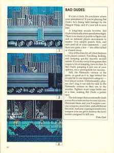 Game Players Buyers Guide To Nintendo Games | October 1989 pg-78