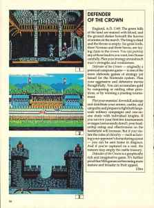 Game Players Buyers Guide To Nintendo Games | October 1989 pg-86