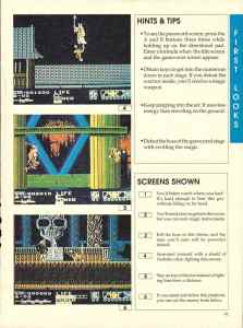 Game Players Buyers Guide To Nintendo Games | October 1989 pg-89