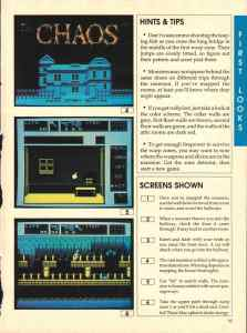 Game Players Buyers Guide To Nintendo Games | October 1989 pg-93