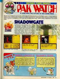 Nintendo Power | September October 1989 pg-85