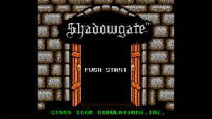 Shadowgate (NES) Game Hub